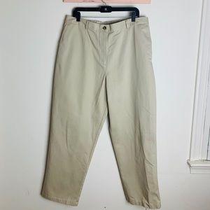L.L. Bean original fit khakis size 20 regular pant